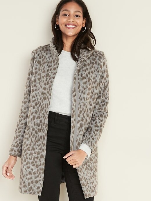 Coat-$75 (not on sale but so cute)