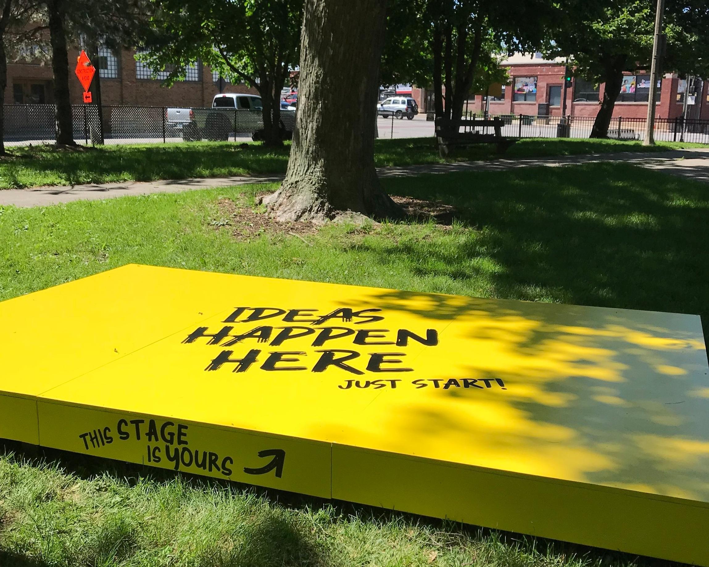 Revere Park: (2509 W. Irving Park Rd. Chicago, IL 60618)