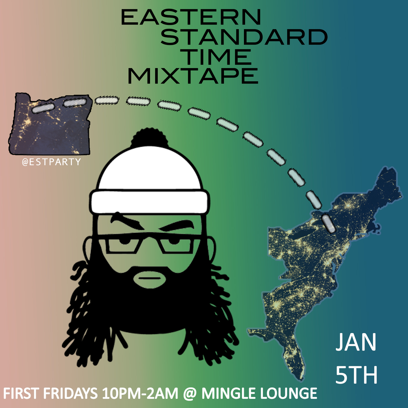 EASTERN STANDARD TIME MIX