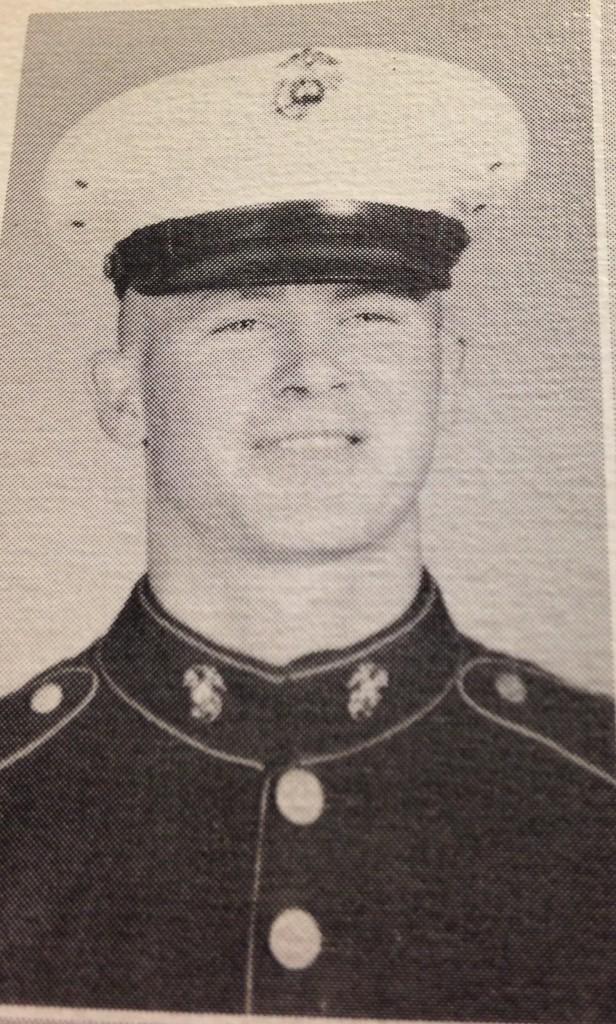 Carl Hattaway (Naomi's Father-in-Law), US Marine Corps