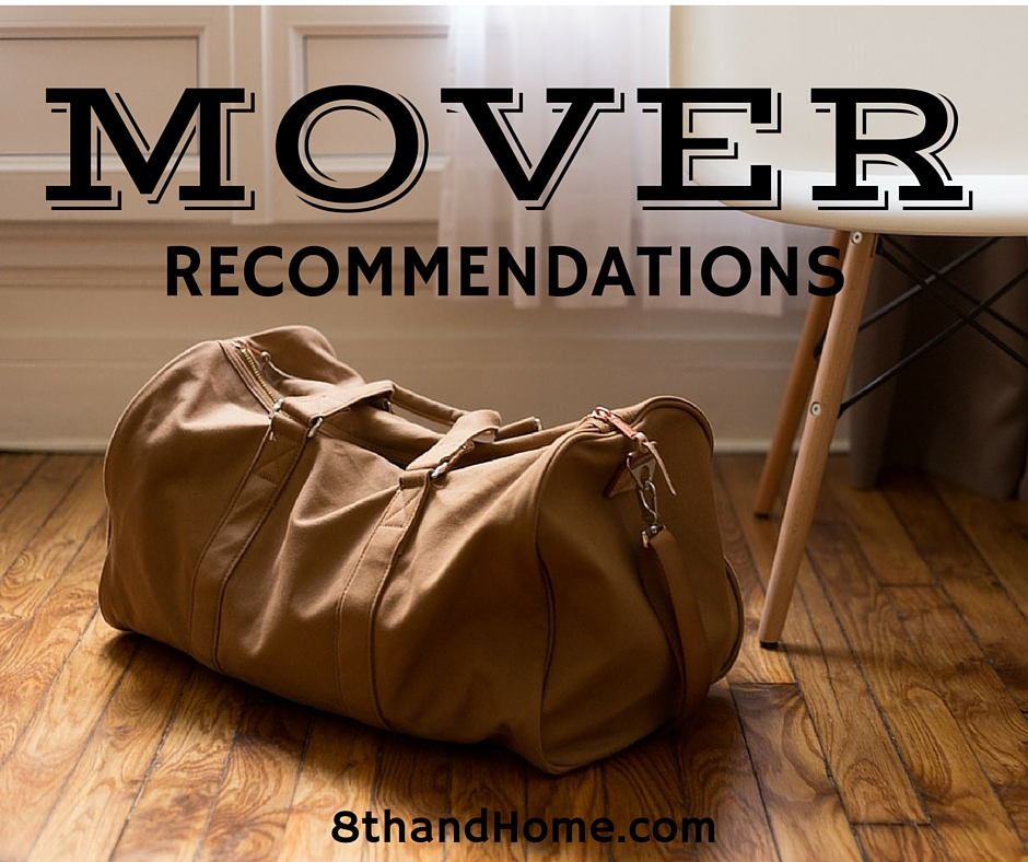 mover recommendations northern virginia 8th and home