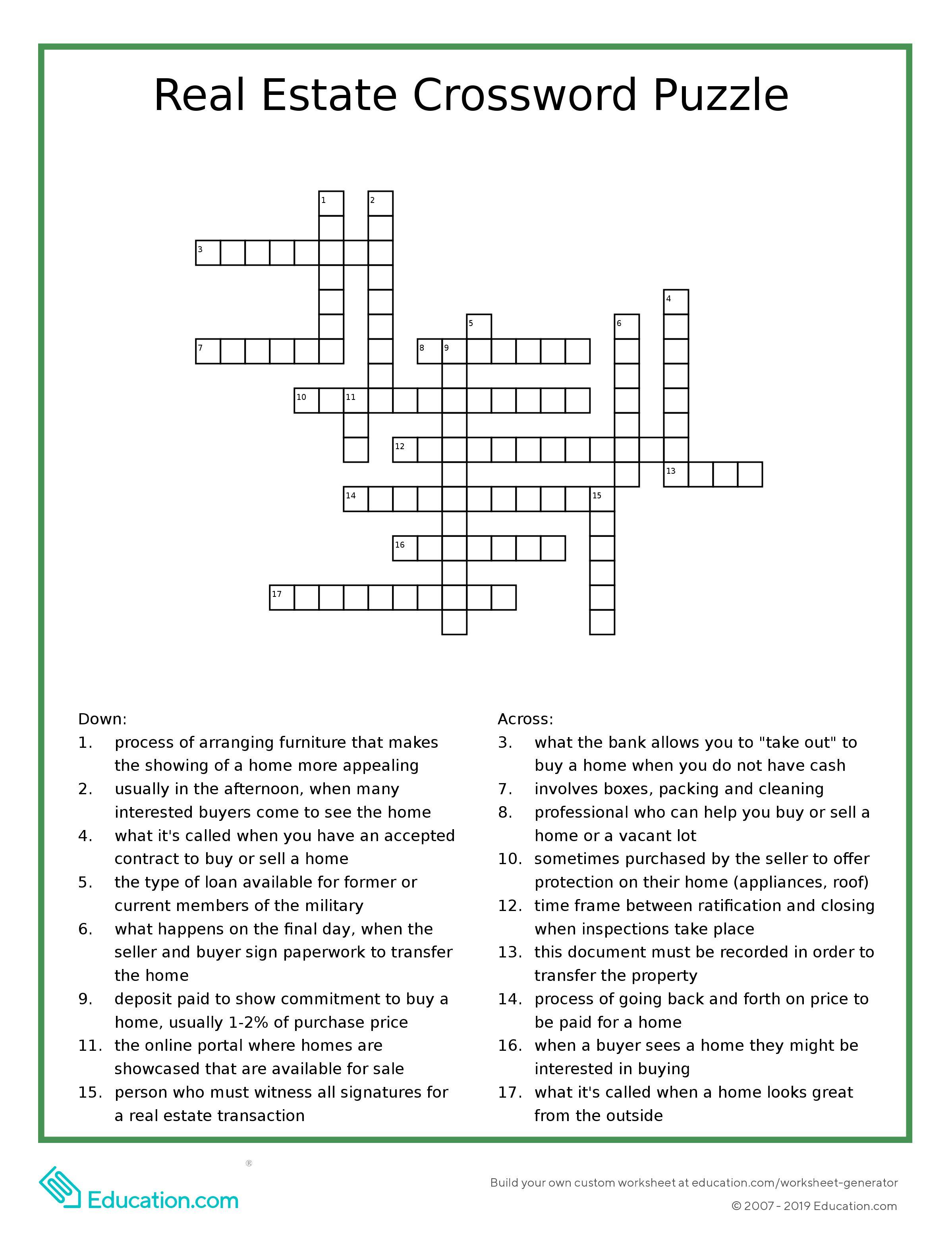 Real Estate Crossword Puzzle.jpg