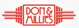 Don & Millies
