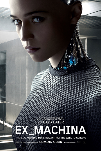 Ex- Machina, Costume makers for film