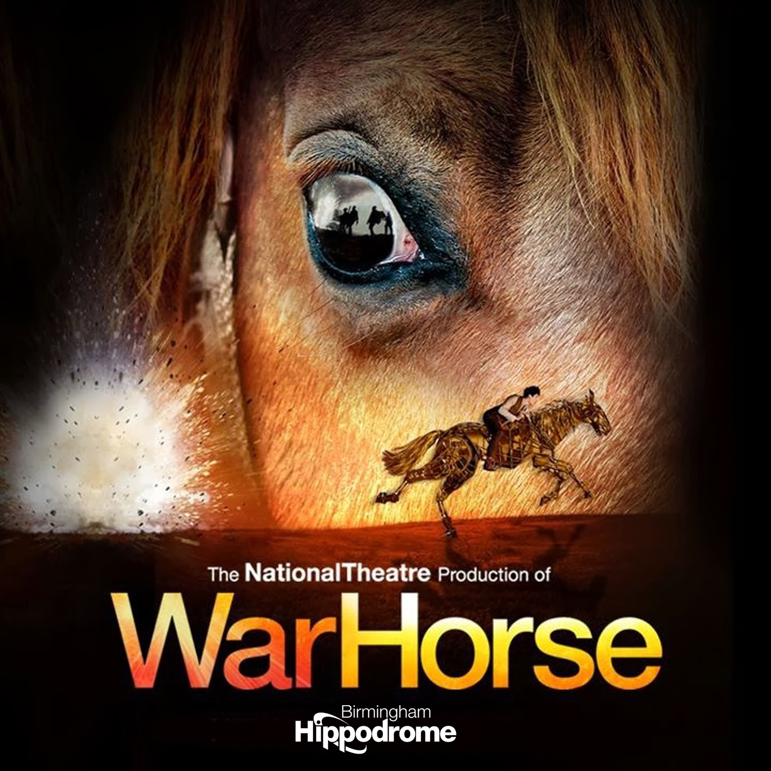 War horse, stage show, Puppet maker