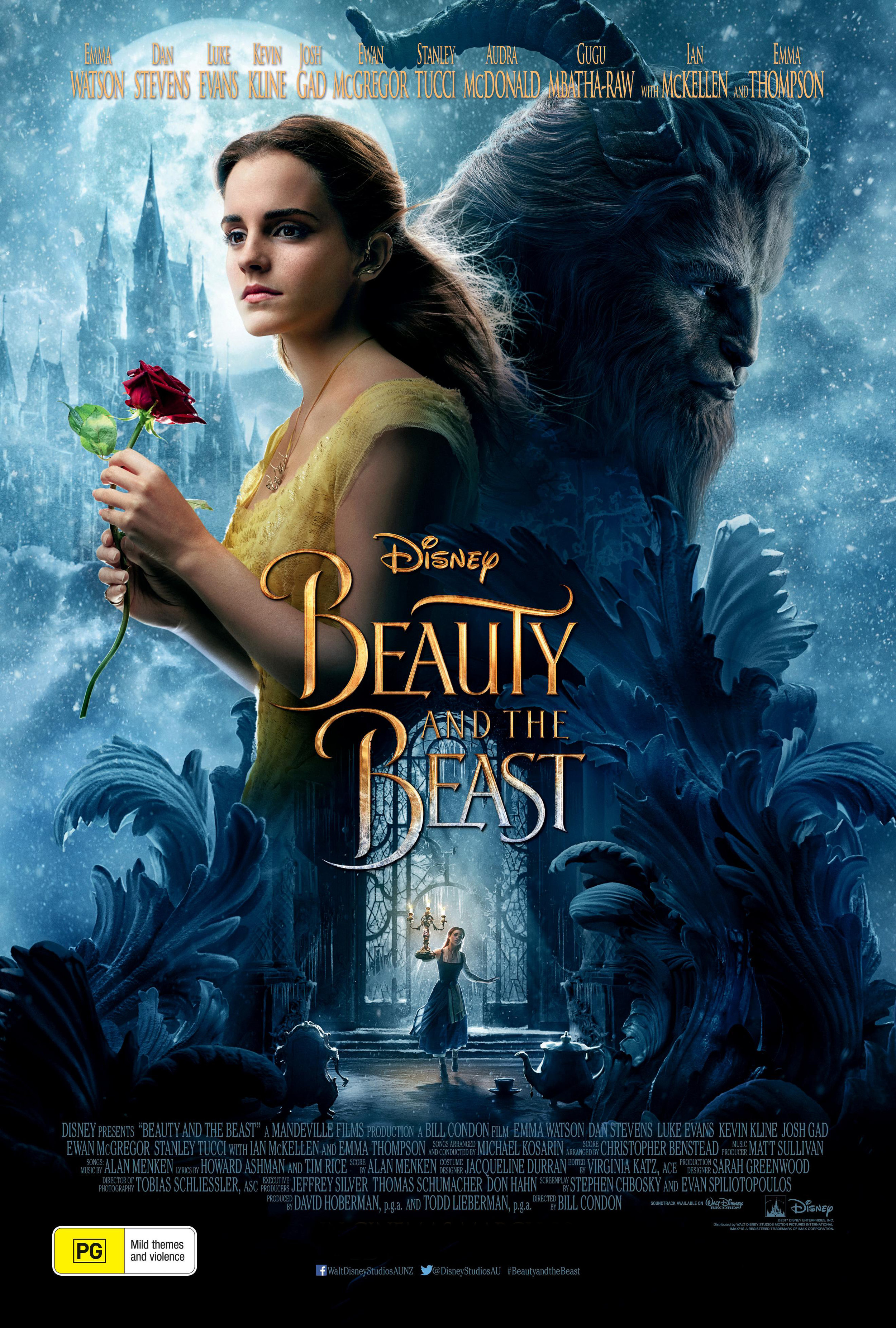 Disney's Beauty and the Beast. Creature fx, Creature costume makers