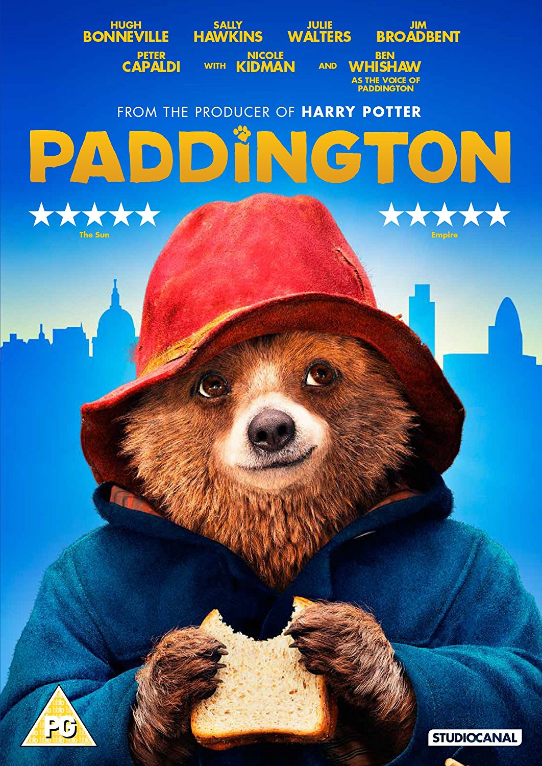 Paddington- Practical fx, Creature fx
