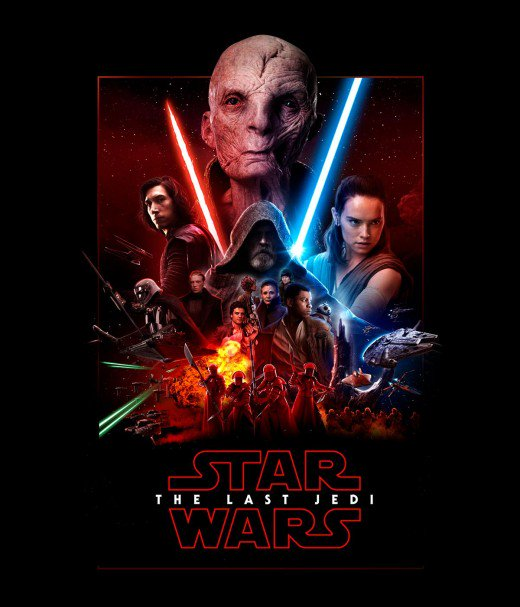 Star Wars, the Last Jedi. Practical fx, Puppet and creature costume makers