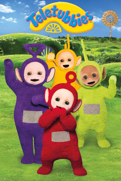 Teletubbies- Character costume makers