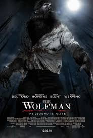 Wolfman- Creature costume makers