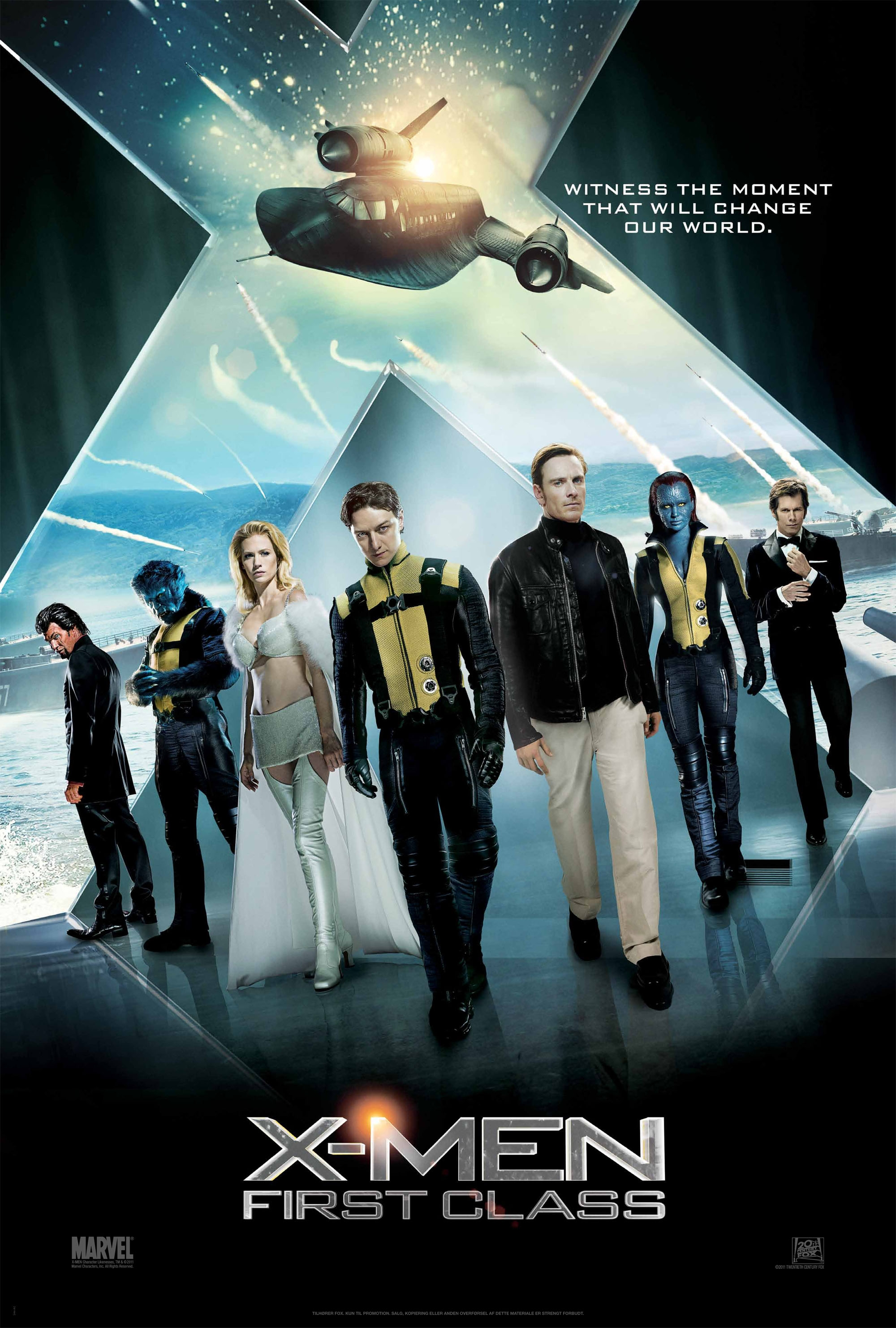 X-Men First Class- Costume makers for film