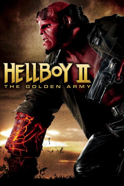 Hellboy 2- Creature fx, Creature costumes