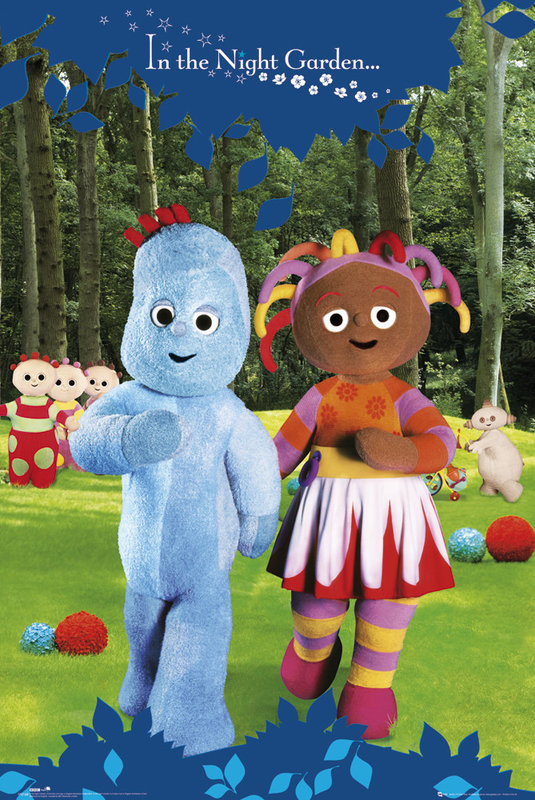 The Night Garden- Character costumes for children's TV