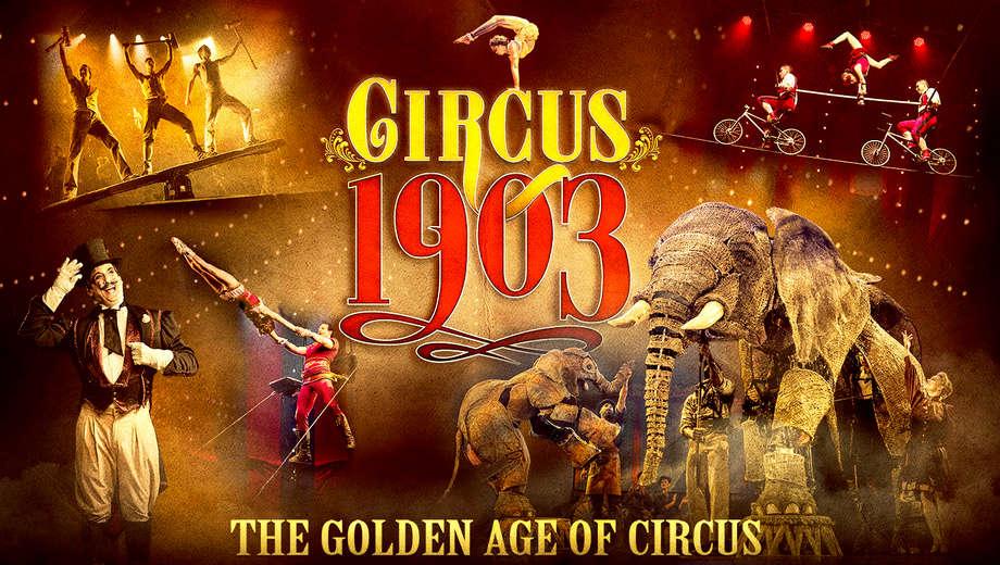 Circus 1903- Puppet maker