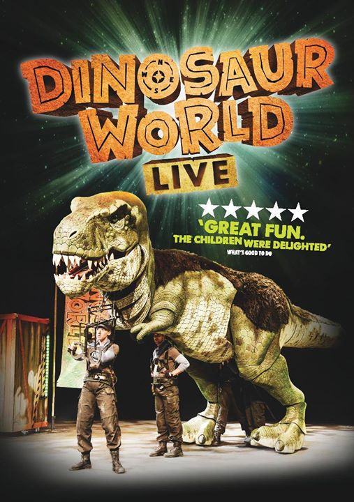 Dinosaur World Live- Puppet makers