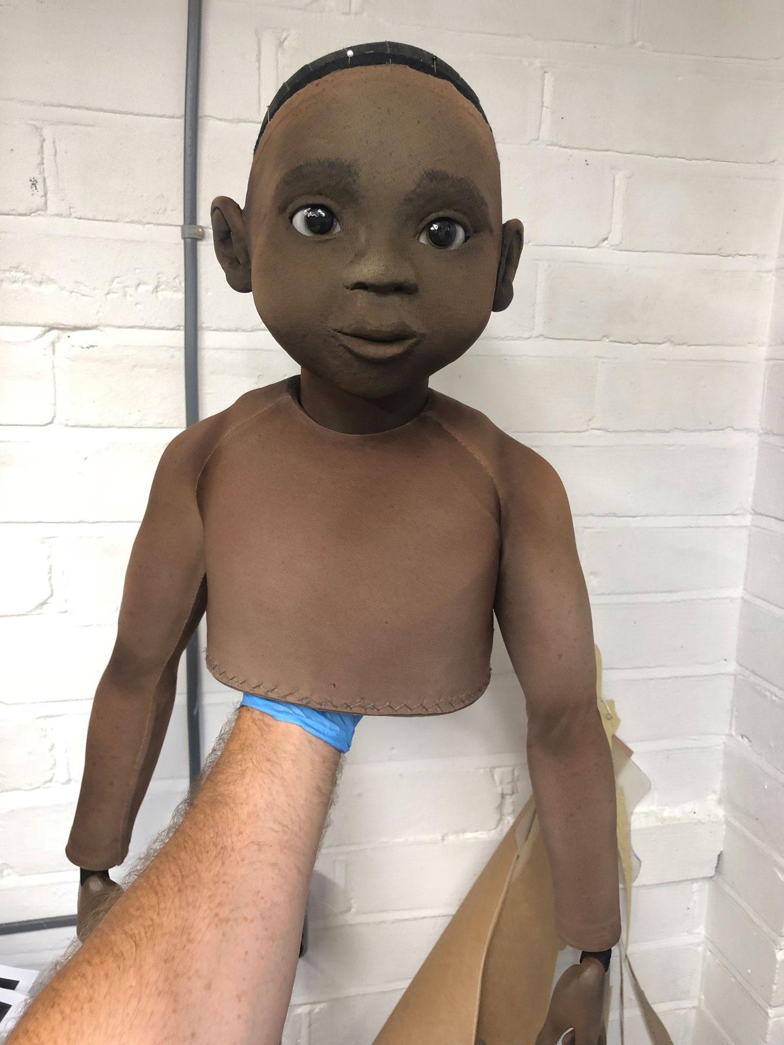Puppet design