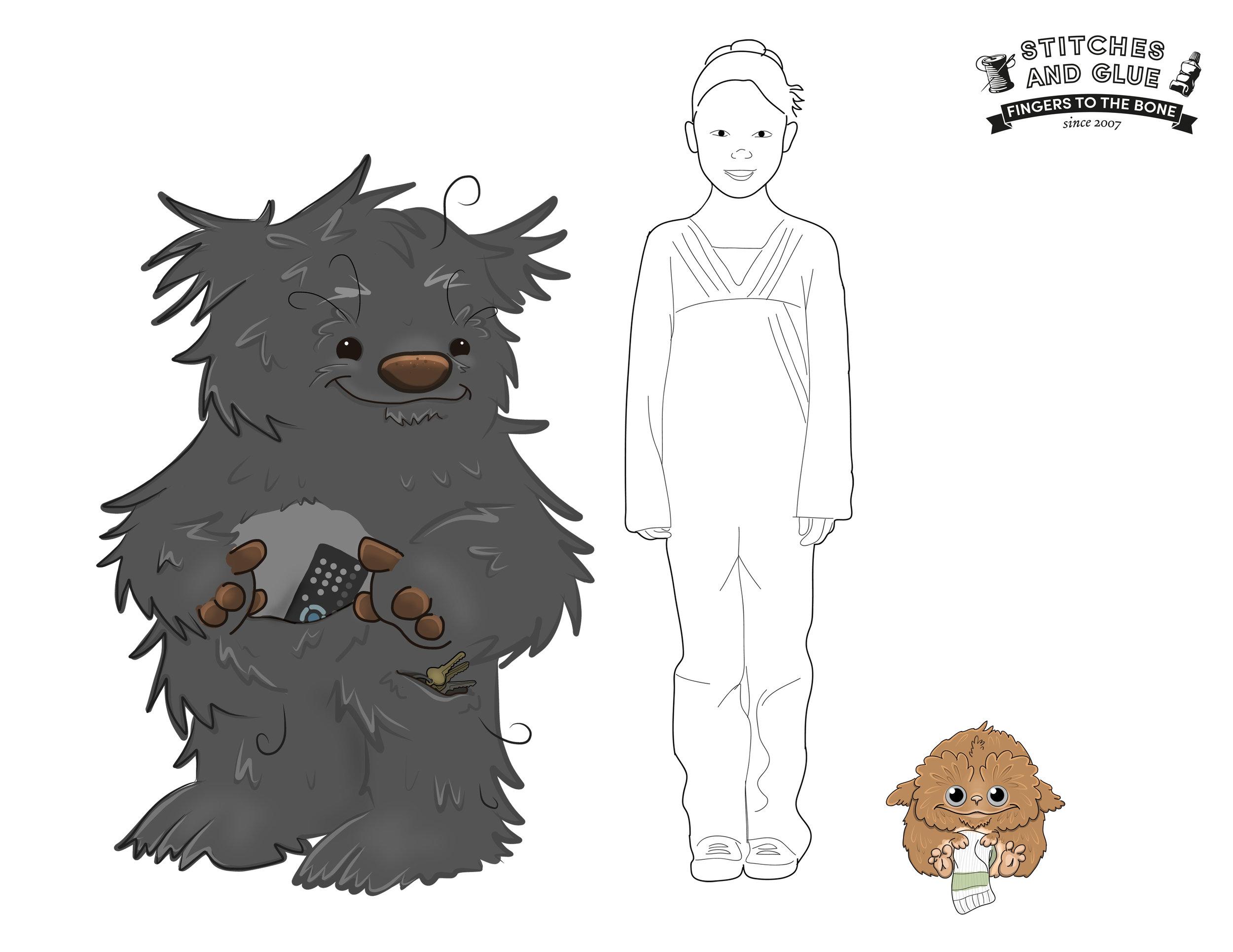 Puppet designers
