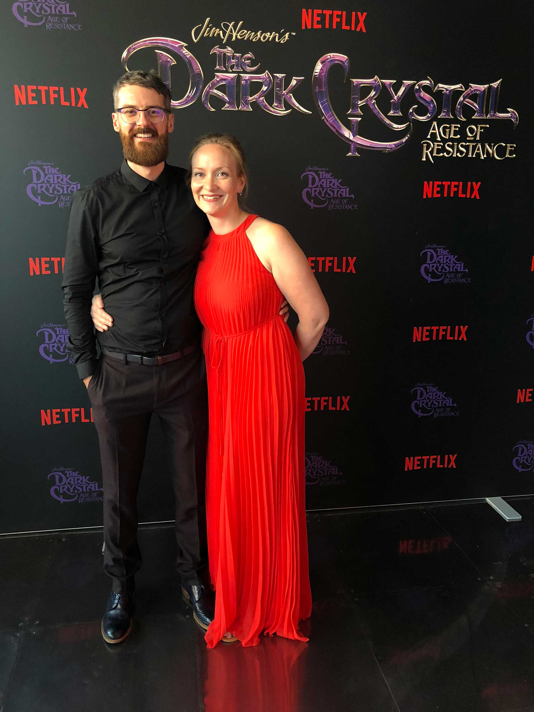 Jim Hensons Dark Crystal, Netflix