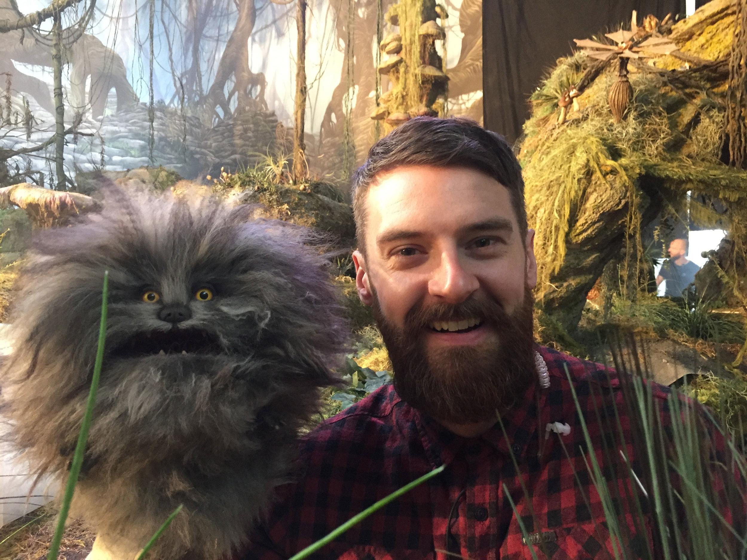 Dark Crystal- Puppet designer, Puppet makers London