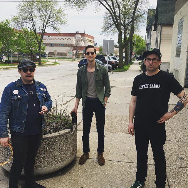 We play @mid_west_music_fest in La Crosse tonight at 8:30PM at the Oktoberfest stage. #midwest #music #fest #grandad #bluffs #lacrossewi #kwik #trip #americinn