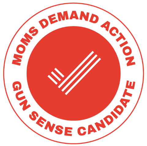 MOMS DEMAND ACTION GUN SENSE CANDIDATE