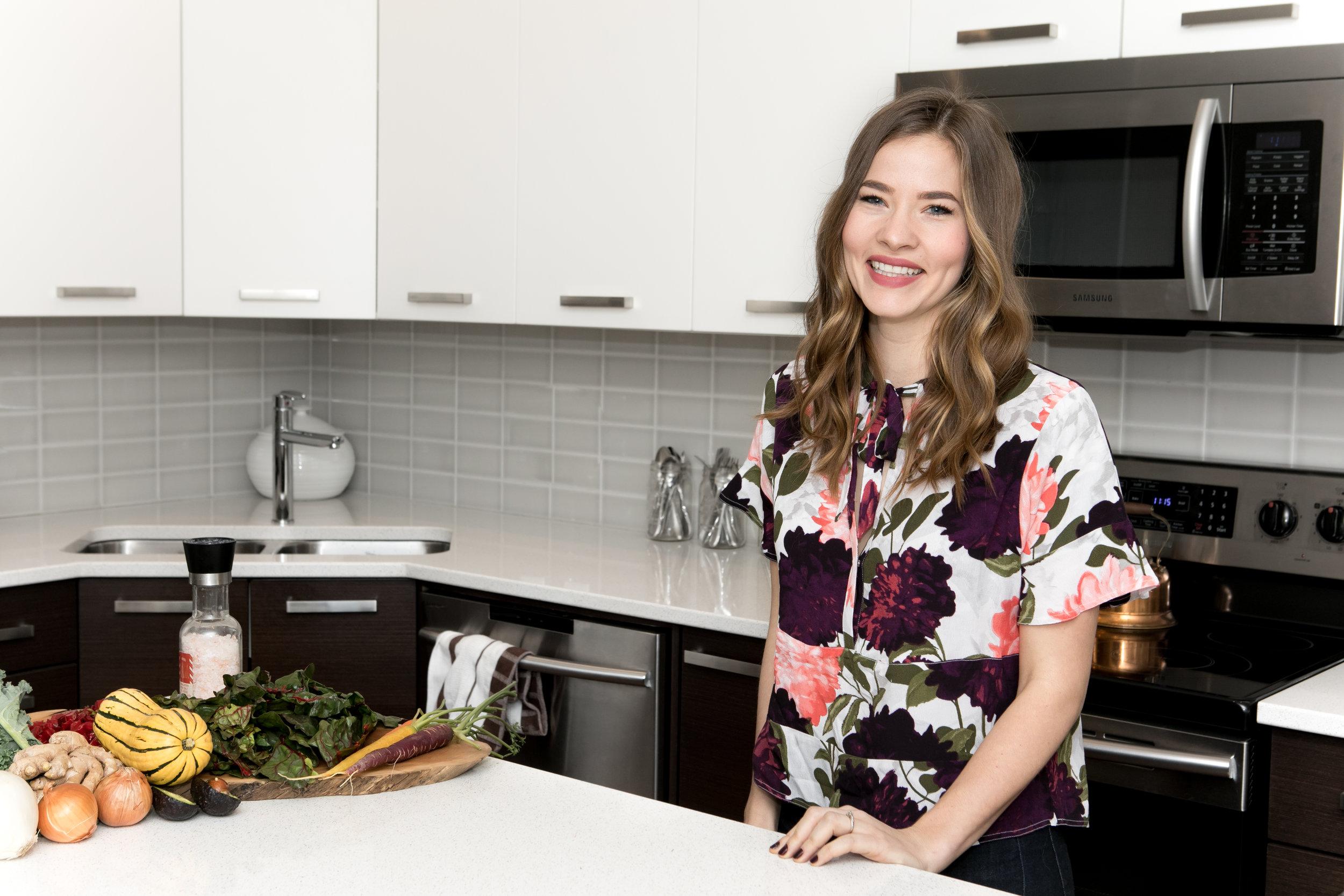Sarah Zuback, Holistic Nutritionist