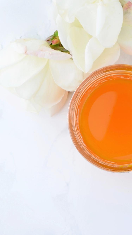 coenzyme q10 anti-aging facial serum