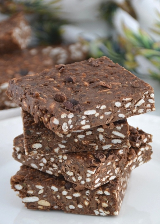 Puffed Rice Squares