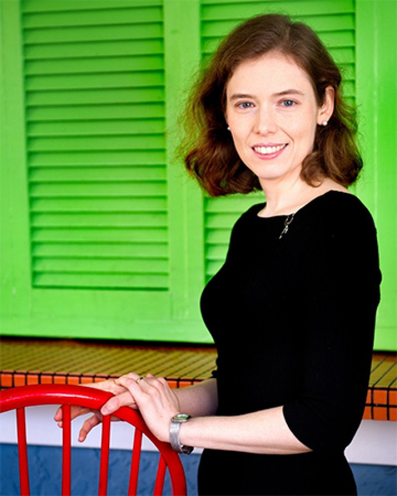 Madeline with green shutters.jpg