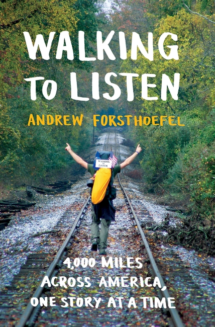 A memoir of one young man's coming of age on a journey across America--told through the stories of the people of all ages, races, and inclinations he meets along the way.