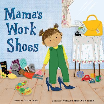 All about the adjustment a toddler makes when her mother returns to work, this humorous picture book takes on a big emotional milestone with a light hand.