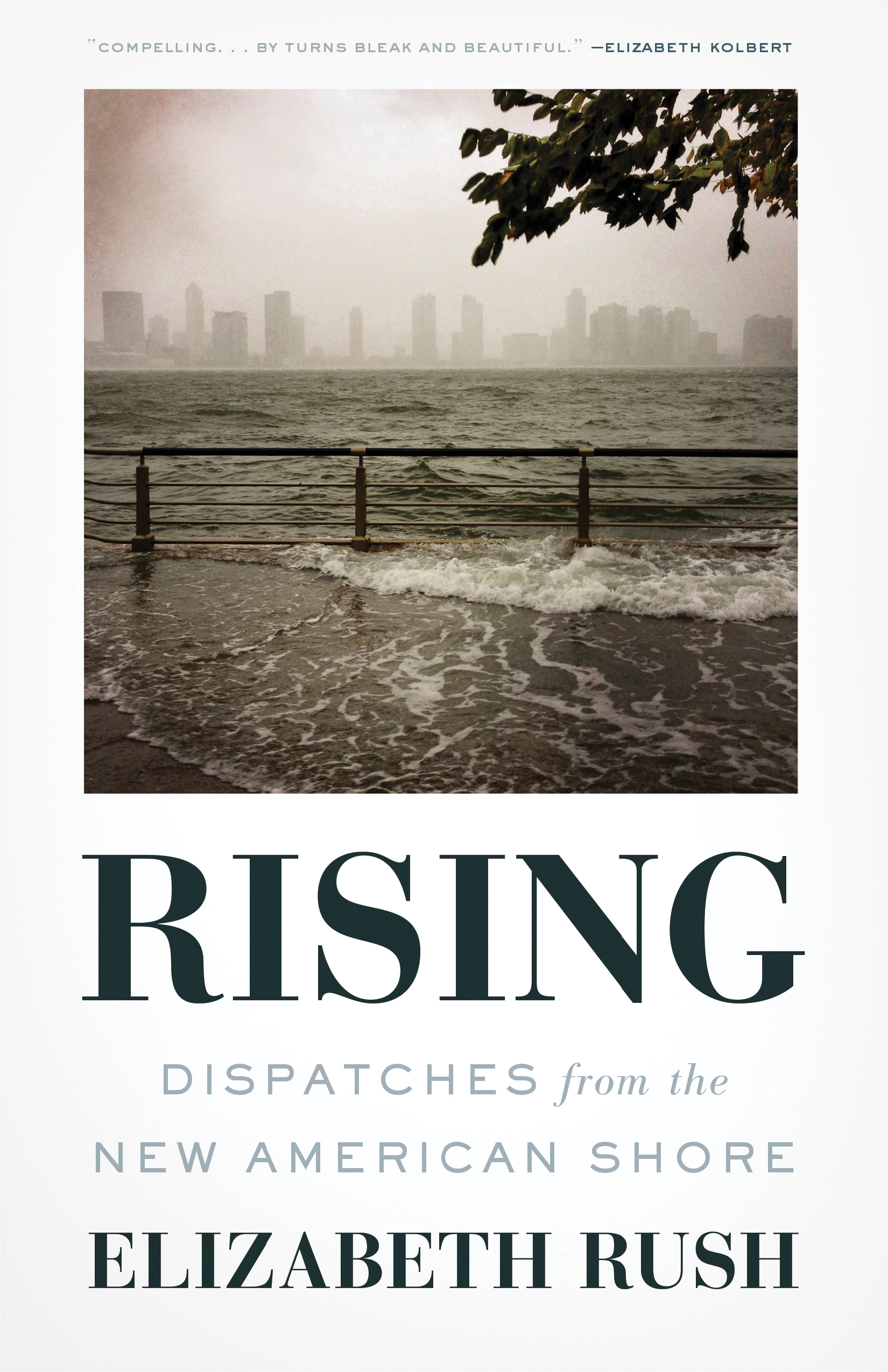 "Hailed as ""deeply felt"" (New York Times), ""a revelation"" (Pacific Standard), and ""the book on climate change and sea levels that was missing"" (Chicago Tribune), Rising is both a highly original work of lyric reportage and a haunting meditation on how to let go of the places we love."