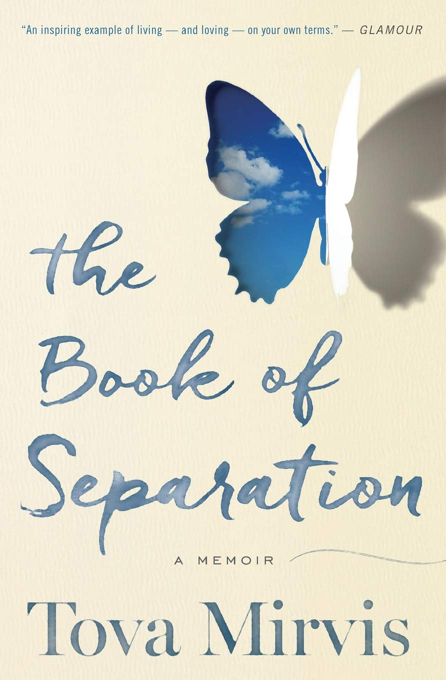 The memoir of a woman who leavesher faith and her marriage and sets  out to navigate the terrifying, liberating terrain of a newly mapless  world
