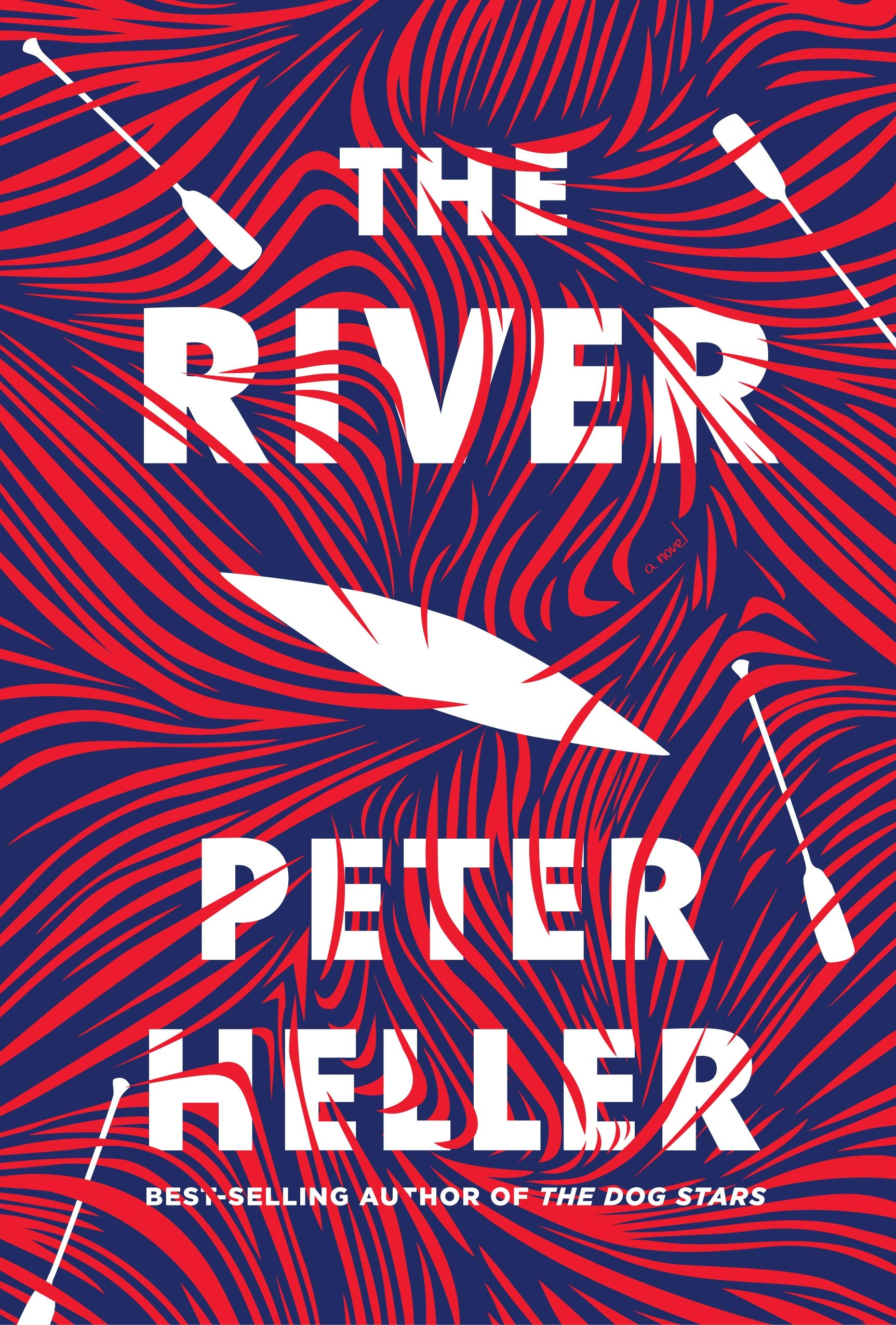 From the best-selling author of  The Dog Stars,  the story of two college students on a wilderness canoe trip–a gripping tale of a friendship tested by fire, white water, and violence.