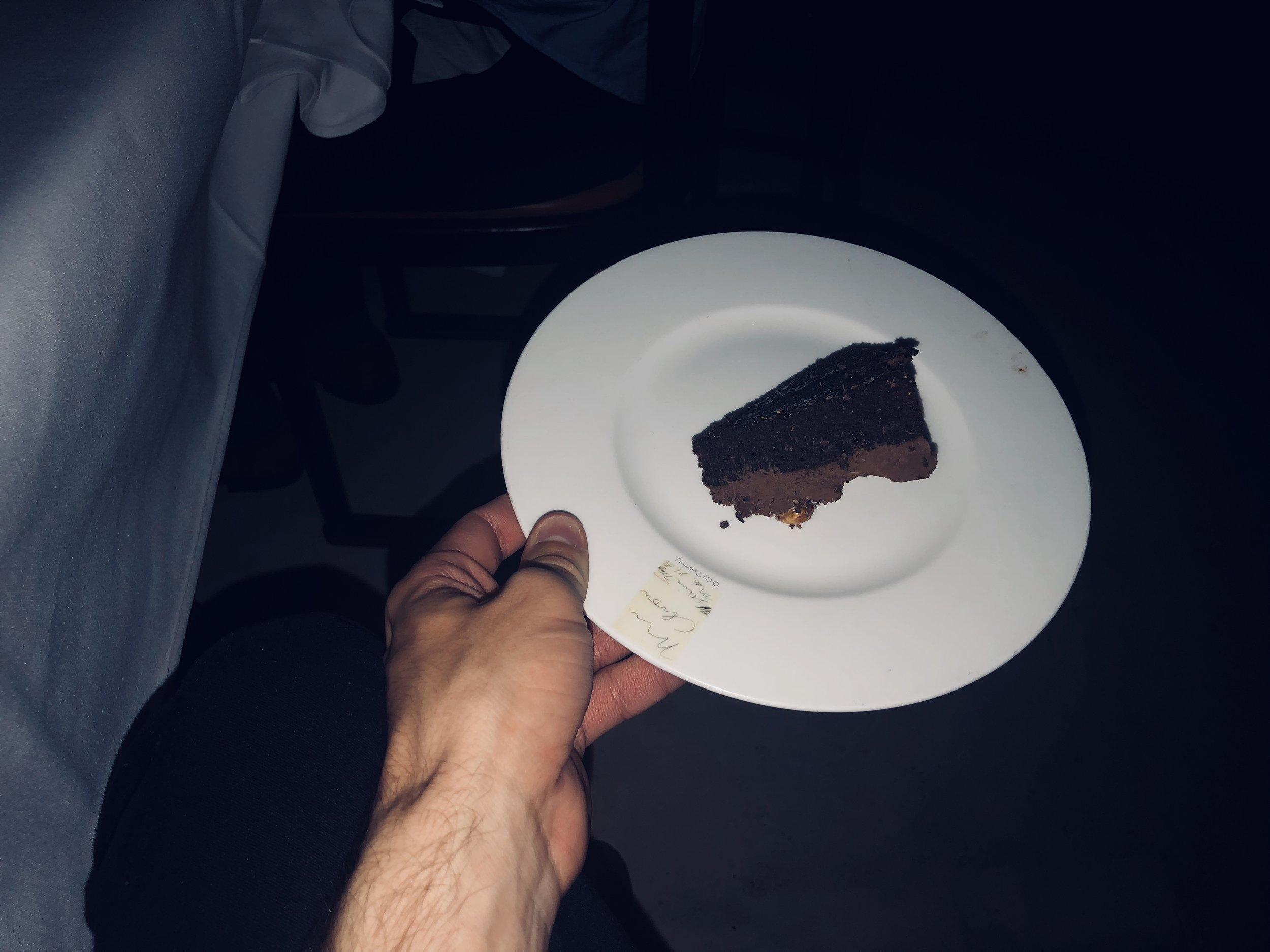 Cake slice  (2018)