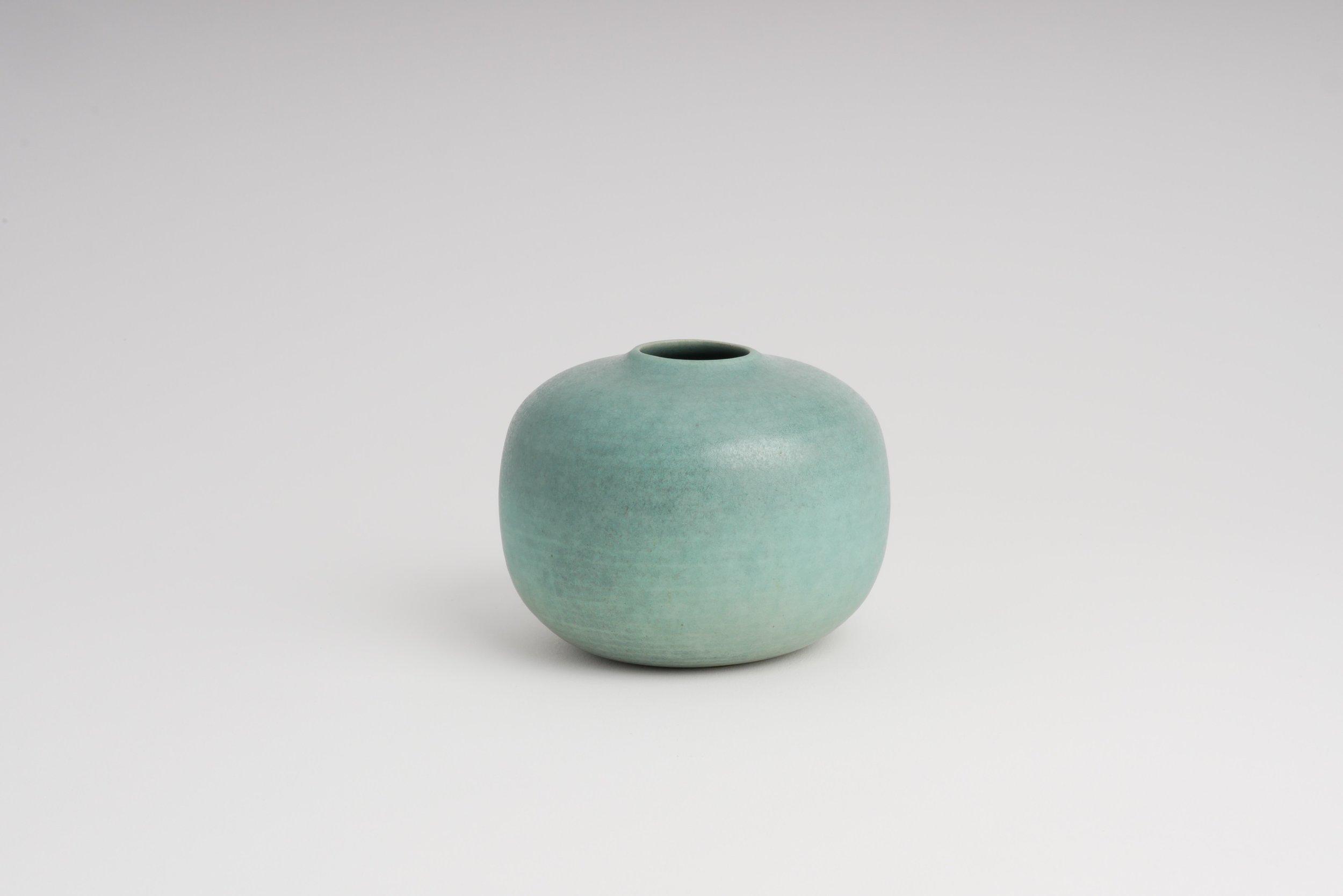 hap_ceramics_Keramik_Düsseldorf_Maxi Hoffmann_Vase_Grün_Green.jpg