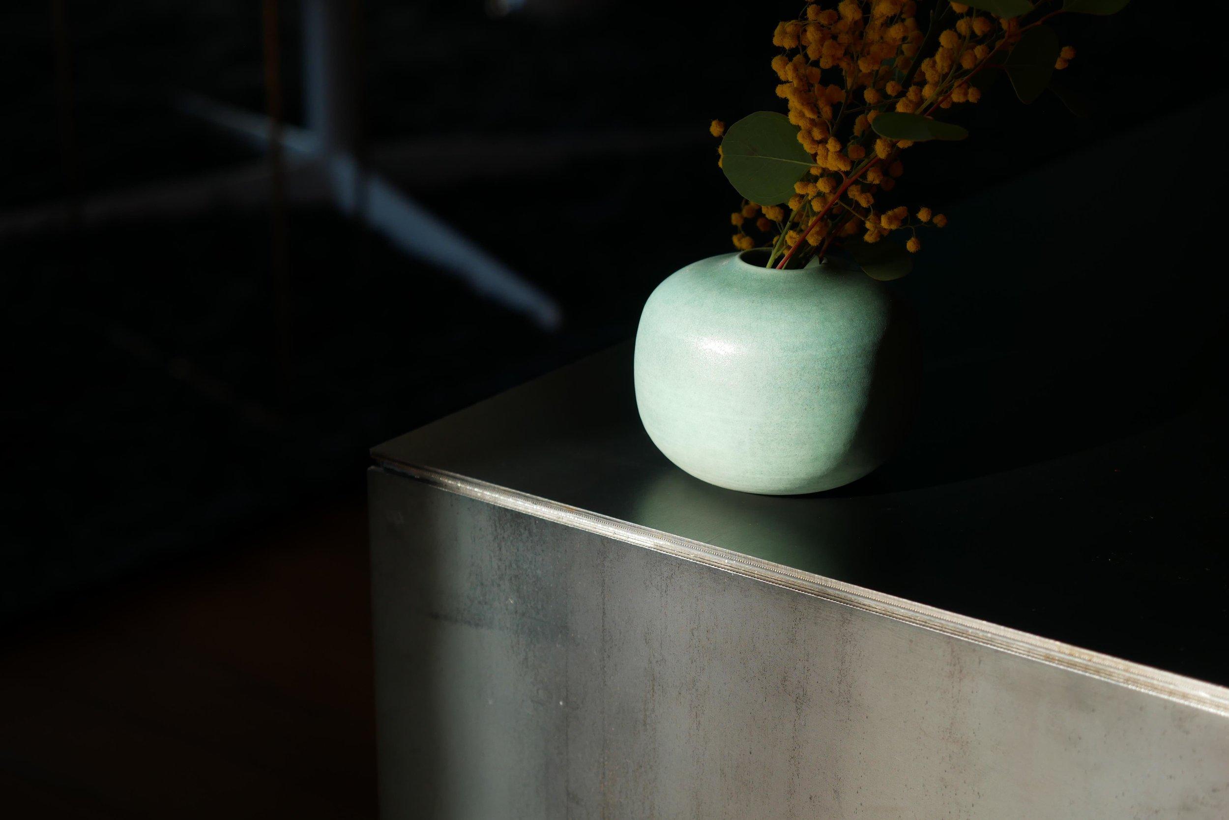 hap_ceramics_Keramik_Düsseldorf_Maxi Hoffmann_Vase_Green_Grün.jpg