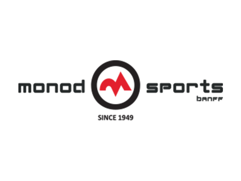 Monod Sports - Two $100 gift cards for some adventure gear from Monod Sports in Banff. Retail $200