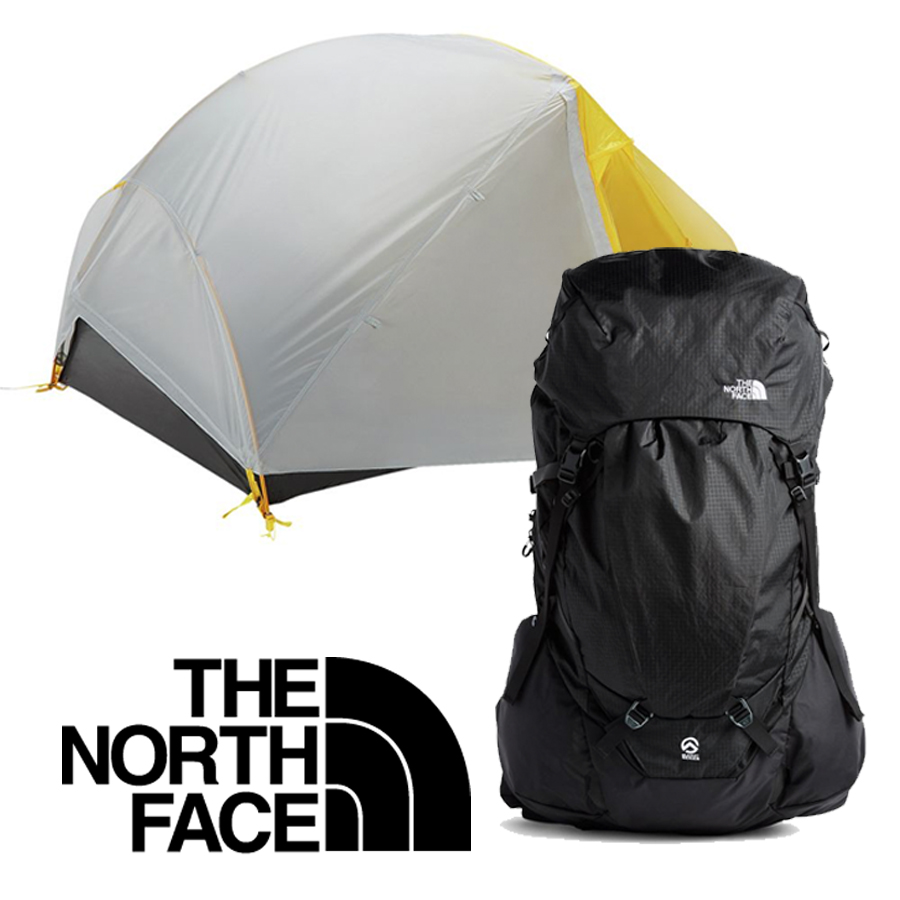 The North Face - A lightweight and stormproof Triarch 2 tent along with the bomber Prophet 85L pack will be all that you need to get you into the deep backcountry with comfort.Retail: $930