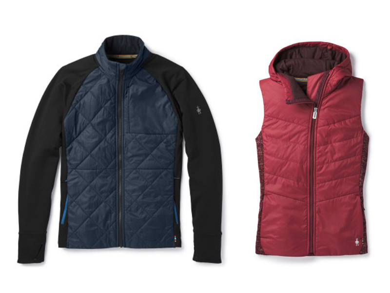 Smartwool - Warm and stylish in the field and in the city - slick outer layers from Smartwool. Retail: $450