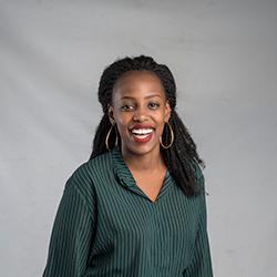 Lisa Kanyomozi Rabwoni   Student Delegate  Kampala, Uganda