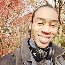 Giordan Dixon  Student Delegate  Pittsburgh, Pennsylvania, USA