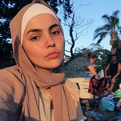 Iman Najjarine-Podbury  Student Delegate  Sydney, Australia