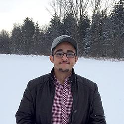 Karim Aburamadan  Student Delegate  Gaza, Palestine & Toronto, Ontario, Canada