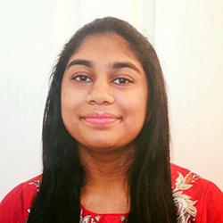 Anika Nayak  Student Delegate  Tampa, Florida, USA