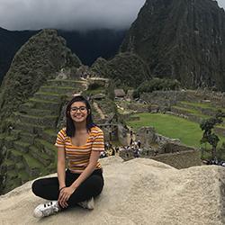 Vanessa Ramon-Ibarra  Student Delegate  Washington, D.C., USA