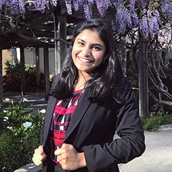Ayushi Srivastava  Student Delegate  India & Union City, California, USA