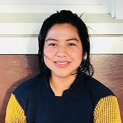 Gilda Temaj  Student Delegate  Guatemala & Berkeley, California, USA