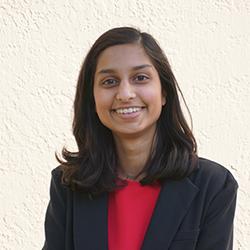 Eman Khatri  Student Delegate  Alameda, California, USA