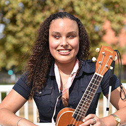 Precious Perez  Student Delegate  Louisville, Kentucky, USA